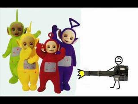 the death of teletubbies
