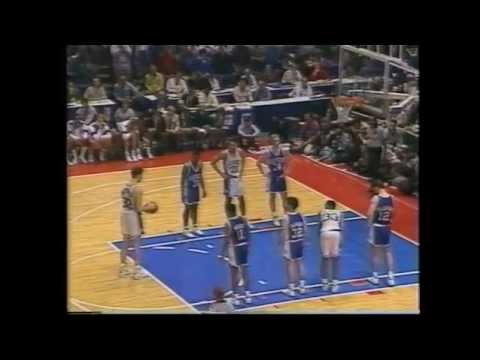 1992 NCAA Kentucky vs. Duke - Cawood Ledford Radio