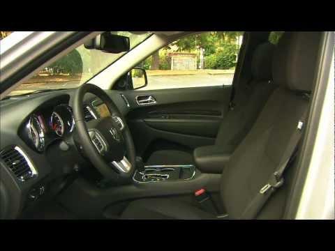 2012 Dodge Durango Crew HD Video Review