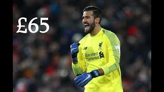 This Is Alisson Becker Is An Absolute Bargain For £65 Million - 2019