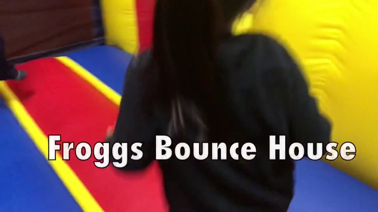 Froggs Bounce House Indoor Playground Play Place Orange County