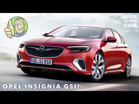 2017 Opel Insignia GSi - die ersten Infos Fakten News Voice over Cars