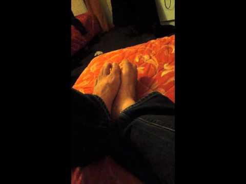Arabic fetish foot story