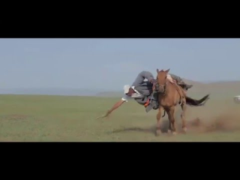 Mongolia Horse Training - Horseback culture in Mongolia