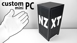 Building an Xbox Series X Style Mini PC (NZXT H1)