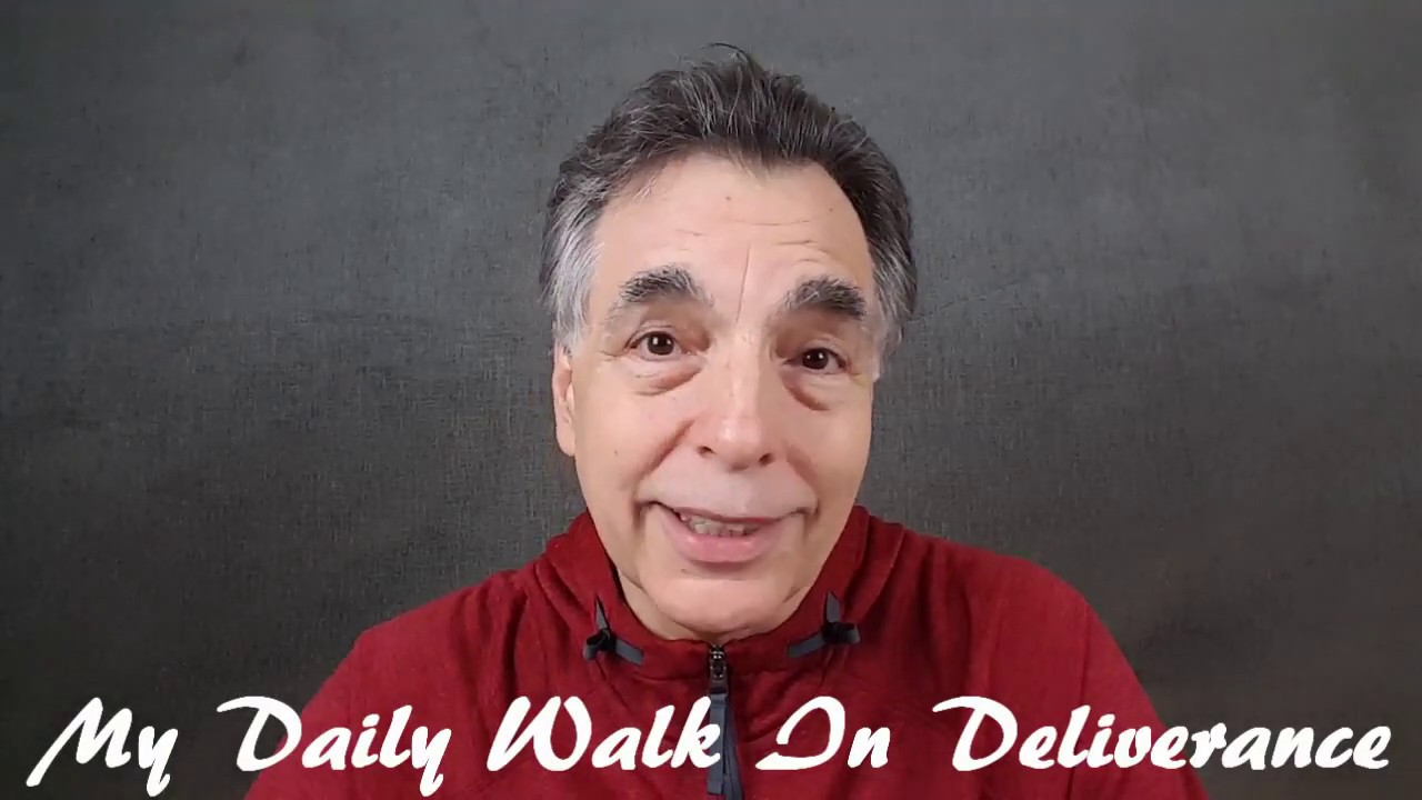 My Daily Walk In Deliverance   INTRODUCTION   Video 1