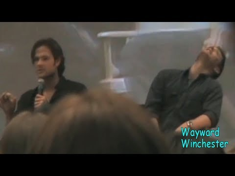 Jensen Ackles Can't Say Shapeshifter