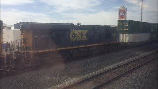 Frontrunner V. Intermodal Race! +foreign power UP Salt Lake to Ogden Route Trainwatching