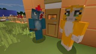 Minecraft Xbox - Animal Challenge - Part 1