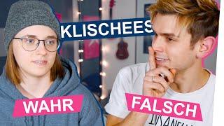 Klischees über Schwule und Lesben | OKAY
