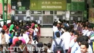 Girl dies waiting in queue at Gurgaon hospital, probe ordered