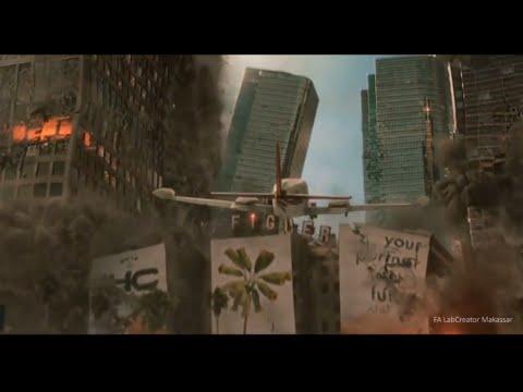 Film 2012 Extras - Efek Visual Grafis Dalam Film 2012 (2009)