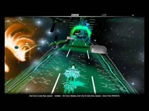 Audiosurf : Instalok - AD Carry Maokai [Owl City & Carly Rae Jepsen - Good Time] (Lol Parody 6/7)