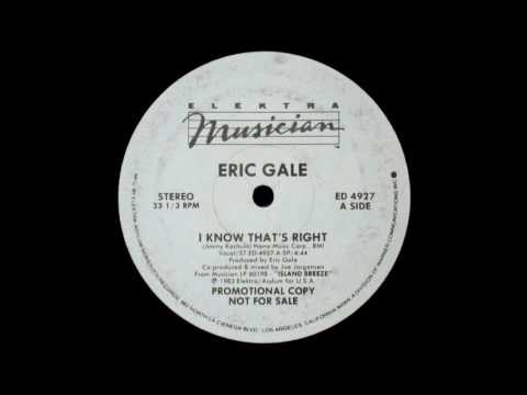 Eric Gale - I Know That's Right (1983)