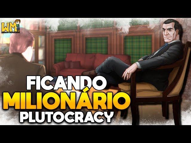 Plutocracy #15 - DOBRANDO o Market Cap! - Gameplay PT BR