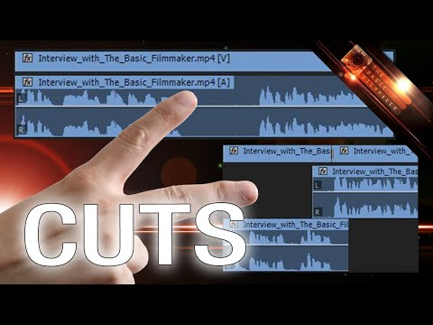 Editing & Cutting Tip for Filmmaking - The Basic Filmmaker Ep 109