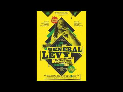 General Levy Mixtape By Catchy Records/Ina de Dance Promotions