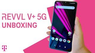 5G Phone at an Amazing Price: REVVL V+ 5G