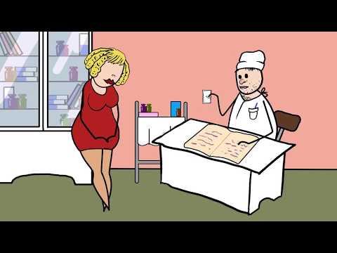 Сборник анекдотов о гинекологии. #1