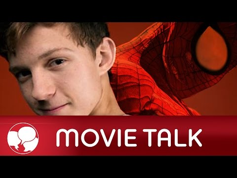 AMC Movie Talk - Tom Holland Has Been Cast As SPIDER-MAN, Composer James Horner Passes Away