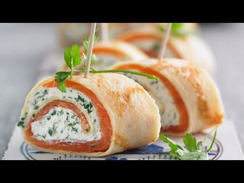 recette-:-crêpes-roulées-au-saumon-fumé-et-cream-cheese