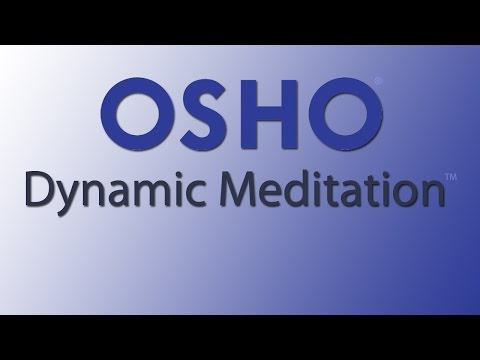 OSHO Dynamic Meditation – a revolution in consciousness thumbnail