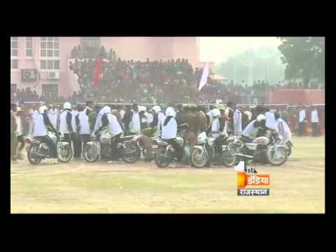 Sever accident took place at Republic day celebration in Rajasthan   First India News