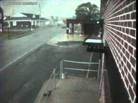 Ringgold, GA Tornado Touchdown Footage