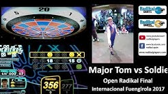 Soldier vs Major Tom - Open Finals 06/04/17 - Internacional Radikal Fuengirola