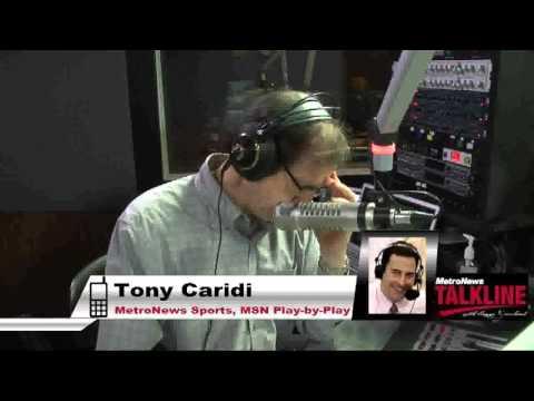 Hoppy and Tony on Brent Musburger