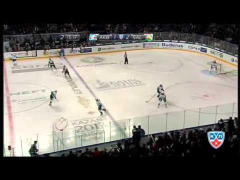 Ак-Барс - Салават Юлаев. 7 матч плей-офф КХЛ 2013. 4-3. 21-03-2013