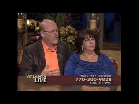 Prophets Russ and Kitty Walden - Atlanta Live Television Interview