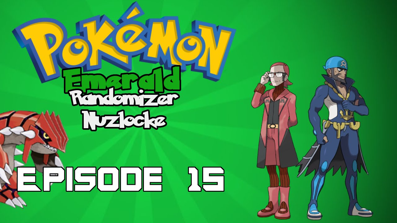 pokemon emerald randomizer nuzlocke challenge download