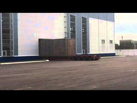 Перевозка негабаритных грузов в Санкт Петербурге