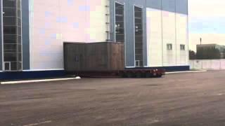 видео доставка грузов по санкт петербургу