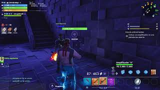 GIFTING FORTNITE LIVE WEAPONS (SAVE THE WORLD)#LOLITO-TheGrefg-Willyrex-FORTNITE-KHAOS