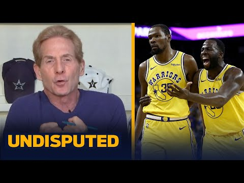 Draymond Green has been crying over Kevin Durant since he left the Warriors Skip | NBA | UNDISPUTED
