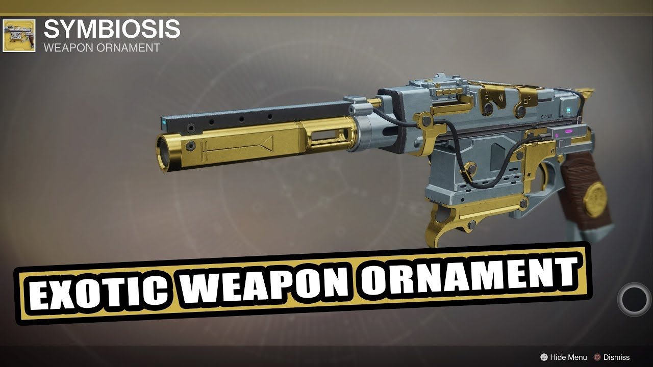 How To Get Sunshot Ornament