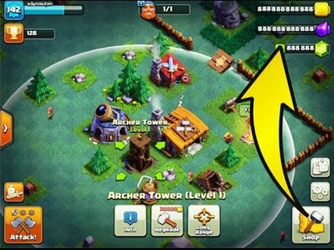 Clash Of Clans Mod Apk Android One - …