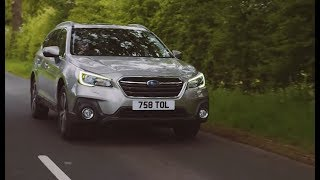 Out and about with the Subaru Outback (sponsored)