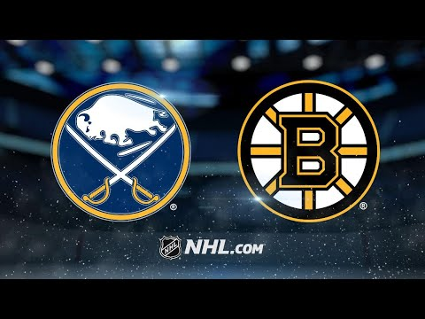 Johnson, balanced offense leads Sabres to 4-2 win