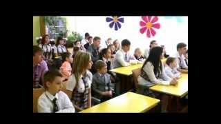 Совместный урок для 11-Б и 1-Б классов май 2012 года.wmv