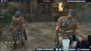 For Honor Grudge & Glory DLC - Highlander & Gladiator Analysis and reactions