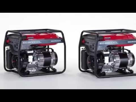 Honda EG Economy Series Generators