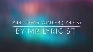 Ajr Dear Winter Lyrics Ajr Dear Winter Lyrics Music Video Metrolyrics This arrangement was downloaded for free on. ajr dear winter lyrics ajr dear