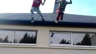 CKY Jr. Roof Jump Thumbnail