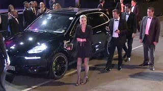 Kendall Jenner, Kate Moss and more at Chopard party arrival