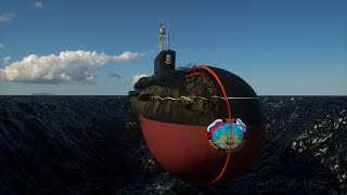 Атомные подводные лодки Ясень и Борей