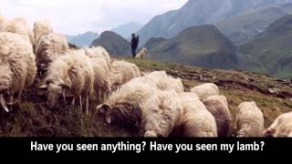 Iz geven a mol a pastukhl (There Once Was a Shepherd). Yiddish folksong with English translation