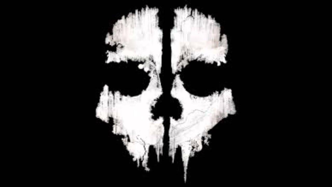 ghost mw2 картинки